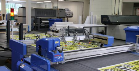 digital cutting table