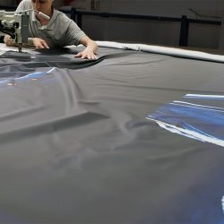 keder sewing large format tension graphics