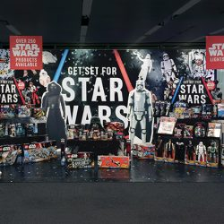 StarWars point of sale POS