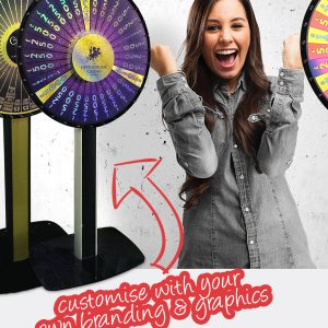 custom wheel of fortune