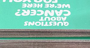 display board printing