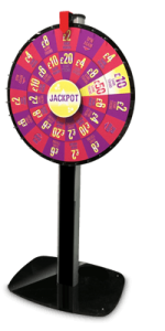 Standard wheel of fortune option