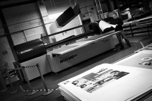 truepress jet w3200 uv large format flat bed